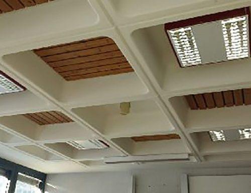 Sanierung der Innenbeleuchtung an der Realschule