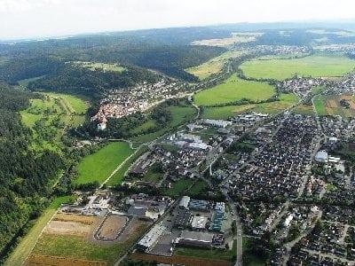 Gewerbegebiet Am Lippach Mühlheim an der Donau