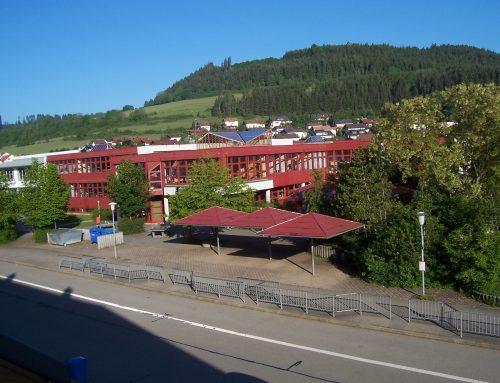 Öffentliche Ausschreibung – Sanierung Realschule Mühlheim