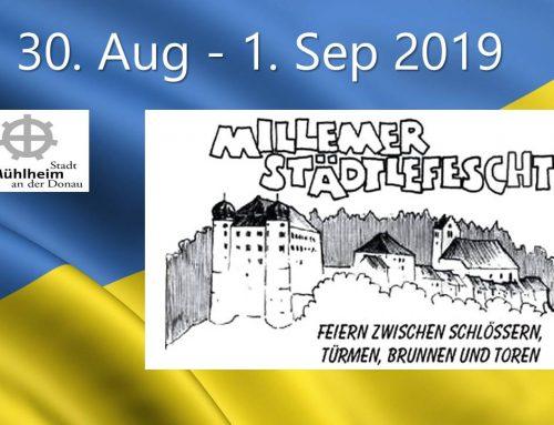 Mühlheim feiert in Kürze sein Stadtfest in der historischen Oberstadt