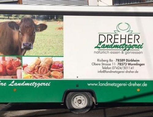 Notprogramm für Markthändler – Metzger Dreher erhält Verstärkung