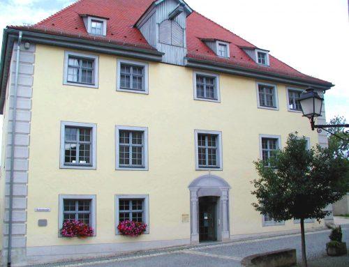 Vorderes Schloss wird aktuell saniert und aufgewertet