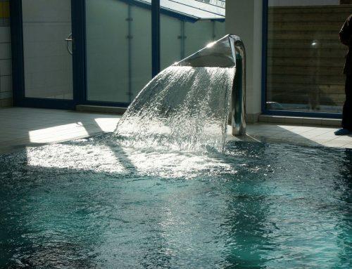 Hallenbad vor Wiedereröffnung- Ziel nach den Herbstferien