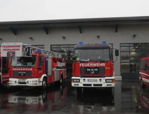 Ein Meilenstein: Neues Feuerwehrmagazin in Betrieb genommen