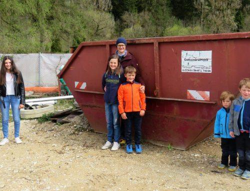 Viele Mitwirkende bei 'Aktion Saubere Landschaft'