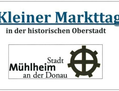 Aus dem 'Großen Markttag' wird der kleine / Ulrichsmarkt am Sonntag, 13. Juni